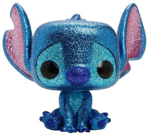 Disney Lilo & Stitch - Stitch Seated (Diamond Glitter Ver.) Pop! Vinyl Figure