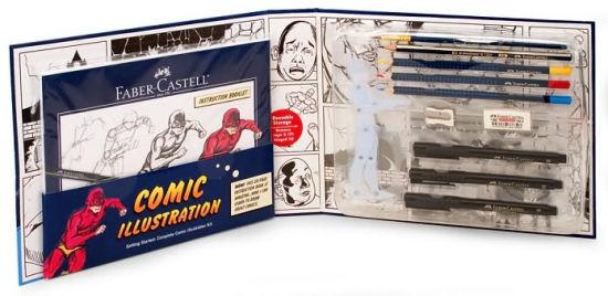 Faber-Castell: Comic Illustration Starter Set image