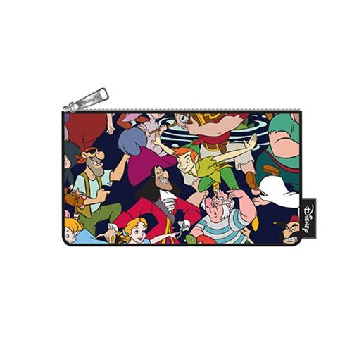 Disney Peter Pan Characters AOP Pencil Case image