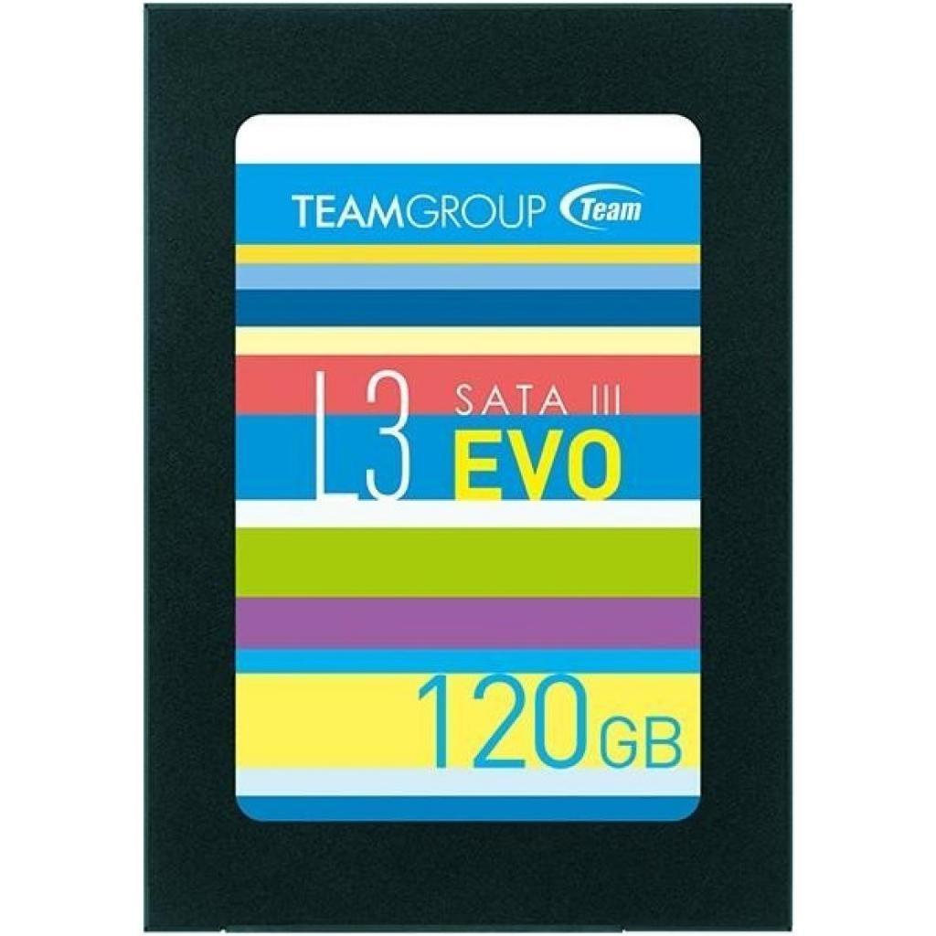 "120GB Team L3 EVO SATA III 2.5"" SSD image"