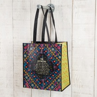 Natural Life: Recycled Gift Bag - Giving Bag (Large)