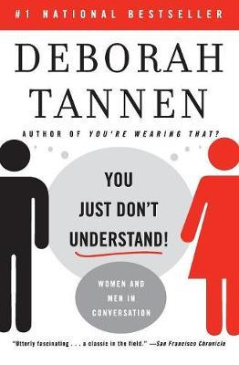 You Just Dont Understand by Deborah Tannen image