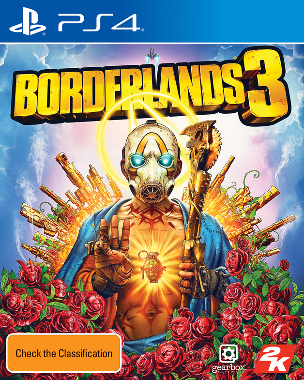 Borderlands 3 for PS4