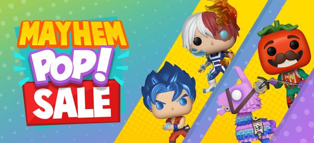 Mayhem Pop! Sale