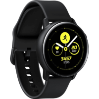Samsung: R500 Galaxy Watch Active - Black