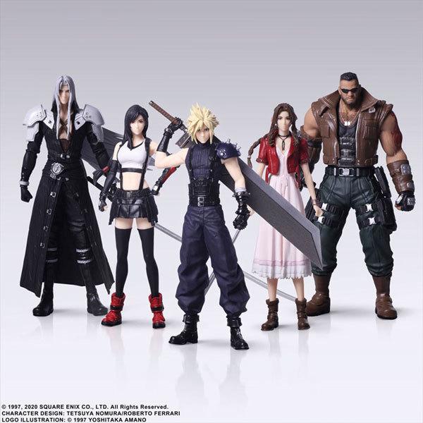 Final Fantasy VII: Trading Art - Blind Box