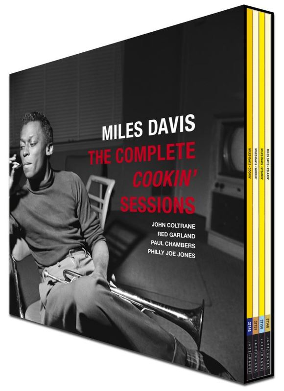 The Complete Cookin' Sessions (Box Set) by Miles Davis