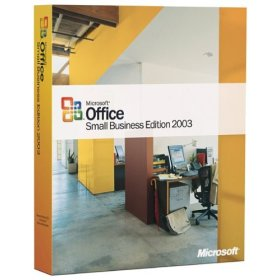 Microsoft Office 2003 Small Business Edition OEM image