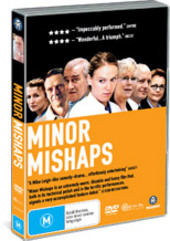 Minor Mishaps on DVD