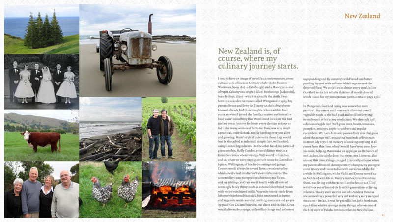 Peter Gordon : A Culinary Journey by Peter Gordon image