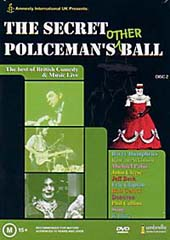 The Secret Policeman's Other Ball on DVD