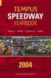 Tempus Speedway Yearbook 2004 by Robert Bamford image