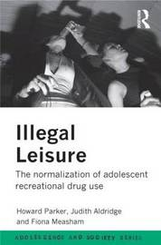 Illegal Leisure by Howard Parker image