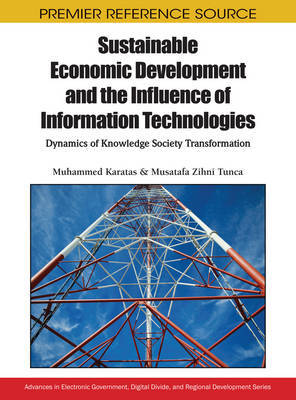 Sustainable Economic Development and the Influence of Information Technologies