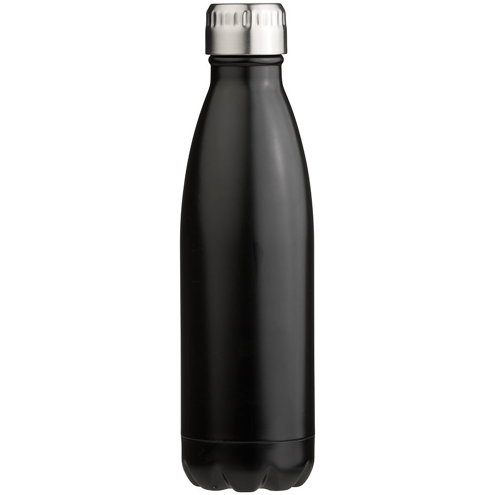 a76e525d65 Oasis Insulated Stainless Steel Water Bottle - Matte Black (500ml) image ...