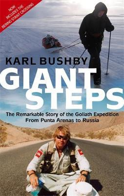 Giant Steps by Karl Bushby image
