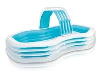 Intex: Swim Center - Family Cabana Pool