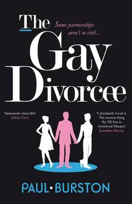 The Gay Divorcee (large) by Paul Burston