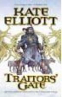 Traitors' Gate (Crossroads #3) by Kate Elliott image