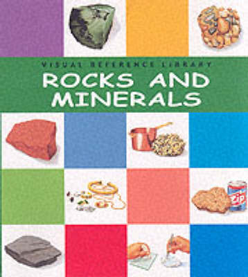 Visual Reference Library: Rocks and Minerals by Keith Lye image