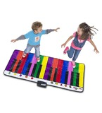 Rainbow: Giant Piano Mat