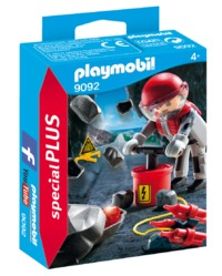 Playmobil: Special Plus - Rock Blaster with Rubble (9092)