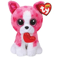 Ty Beanie Boo: Romeo Dog - Small Plush