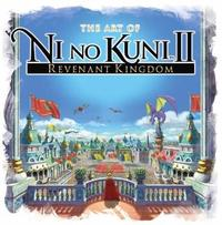 The Art of Ni No Kuni 2 by Titan Books