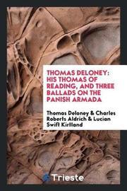 Thomas Deloney by Thomas Deloney image