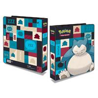 Ultra Pro: Pokémon 9 Pocket Portfolio: Snorlax