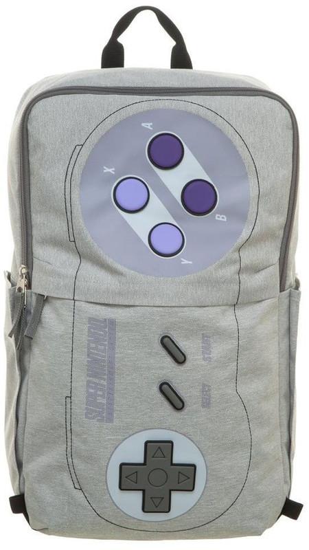 Nintendo Backpack - Super Nintendo Controller