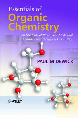 Essentials of Organic Chemistry by Paul M Dewick image