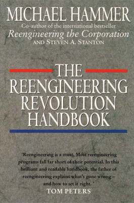 The Reengineering Revolution by Michael Hammer image