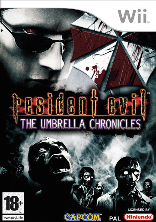 Resident Evil: The Umbrella Chronicles for Nintendo Wii