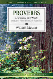 Proverbs by William Mouser