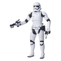 Star Wars The Black Series 6-Inch First Order Stormtrooper Action Figure