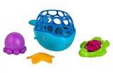 Oball: Scoop & Friends - Bath Toy