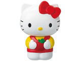 Hello Kitty: Metacolle Hello Kitty (Red) - Metal Figure