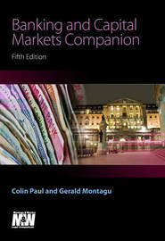 Banking and Capital Markets Companion by Colin Paul image