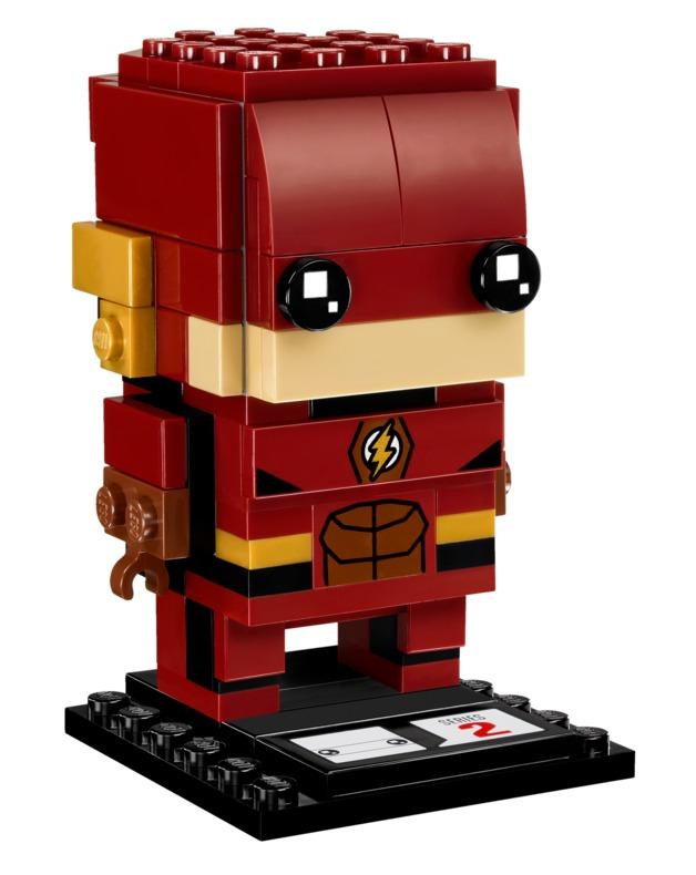 LEGO Brickheadz: The Flash (41598)