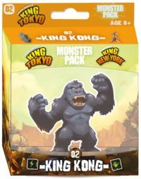 King of Tokyo: King Kong - Expansion Pack