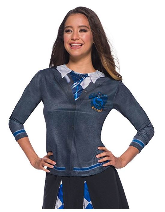 Ravenclaw Costume Top - Large image
