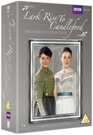 Lark Rise To Candleford Series 1-4 on DVD