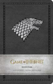 Game of Thrones: House Stark Ruled Notebook by Insight Editions