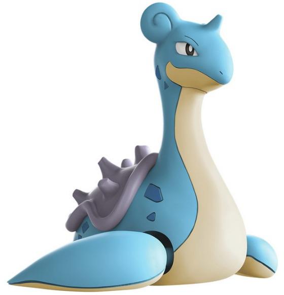 Pokemon: Deluxe Action Figure - Lapras