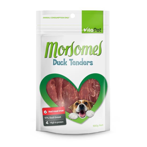 Vitapet: Morsomes Duck Tenders (100g)