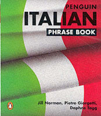 Italian Phrase Book by Pietro Giorgetti image