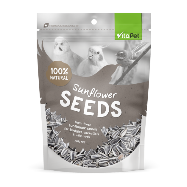 Vitapet: Sunflower Seed 300g