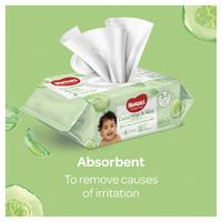 Huggies Baby Wipes Value Box - Cucumber & Aloe (4 Pks - 320 Wipes)