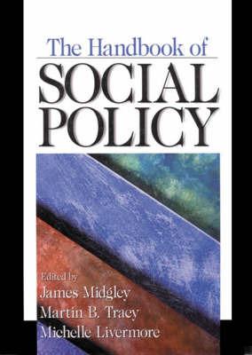 The Handbook of Social Policy by James Midgley image